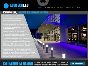 Eclairage Led Ecotechled